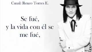 Laura Pausini - Se Fue con Marc Anthony (Letra)