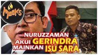 Download Video Bongkar ! Nuruzzaman Akui Gerindra Mainkan Isu Sara di Pilkada DKI MP3 3GP MP4