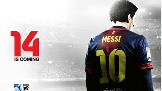Fifa 14 Offizieller Gameplay Trailer (Full HD/ 3D) PS3, XBOX 360, PC