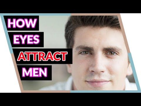 How To Flirt Using Your EYES (7 Flirts That Drive Men WILD!)