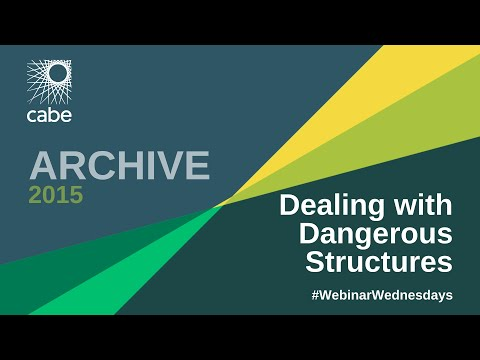 Dealing with Dangerous Buildings. A Legal and Practical Perspective