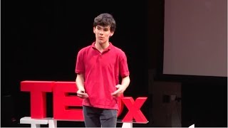 Overcoming Anxiety | Jonas Kolker | TEDxTheMastersSchool