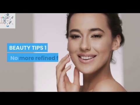 Beauty Tips For Men And Women  101 Beauty Tips  Part 1 14