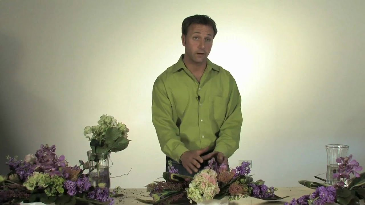 NYBG Continuing Education — Flower Arranging with Ken Norman
