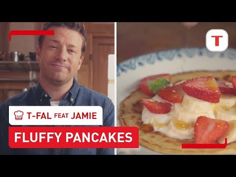 how-to-make-fluffy-pancakes-with-jamie-oliver-|-t-fal-recipe