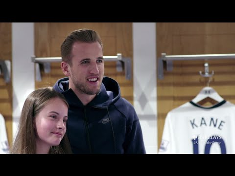 Harry Kane's Premier League Memories | Spirit of the Game | Barclays