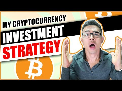 MY CRYPTOCURRENCY INVESTMENT STRATEGY for 2018 (Beginner Friendly)