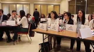 Armenia Model EU Conference: Reshaping European Horizons