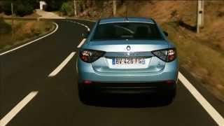 Renault Fluence Z E - Test drive