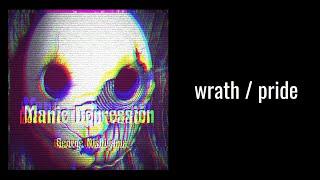 """wrath / pride from """"Manic Depression"""" by George Nishiyama"""