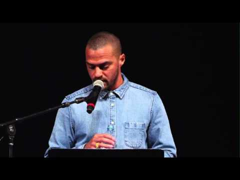"Jesse Williams reads Howard Zinn ""The Problem Is Civil Obedience"""
