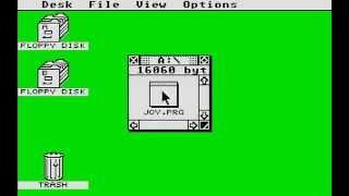 GEM Desktop (Atari ST)