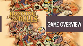 Running with the Bulls demo with Calliope Games!