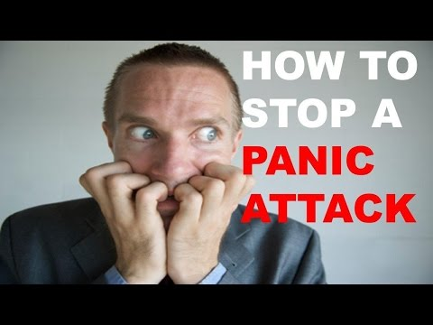 How To Stop A Panic Attack in 10 Seconds