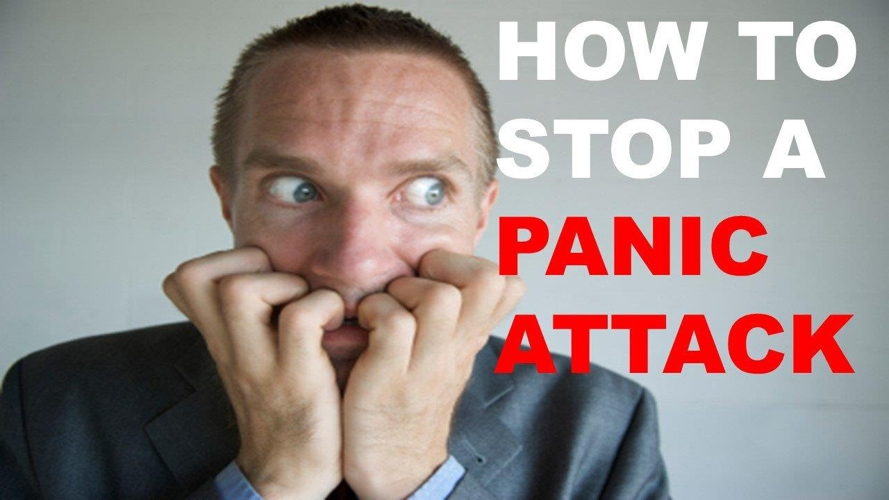 panic attack How to stop panic attacks a panic attack is a very sudden and frightening experience that can feel like you are having a heart attack, dying, or losing control many adults experience only.