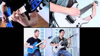 INTERVALS // AUTOMATON // DUAL GUITAR PLAY-THROUGH