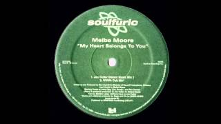 Melba Moore - My Heart Belongs To You (Wawa Dub Mix) (2005)
