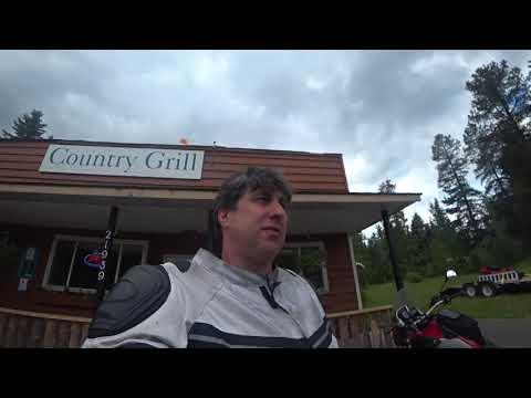 Trip 2019;  Prince George BC To New Hazelton BC (Canada)