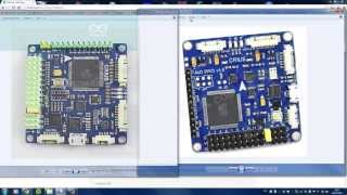Cómo instalar MegapirateNG en CRIUS AIO Pro - Quadcopter