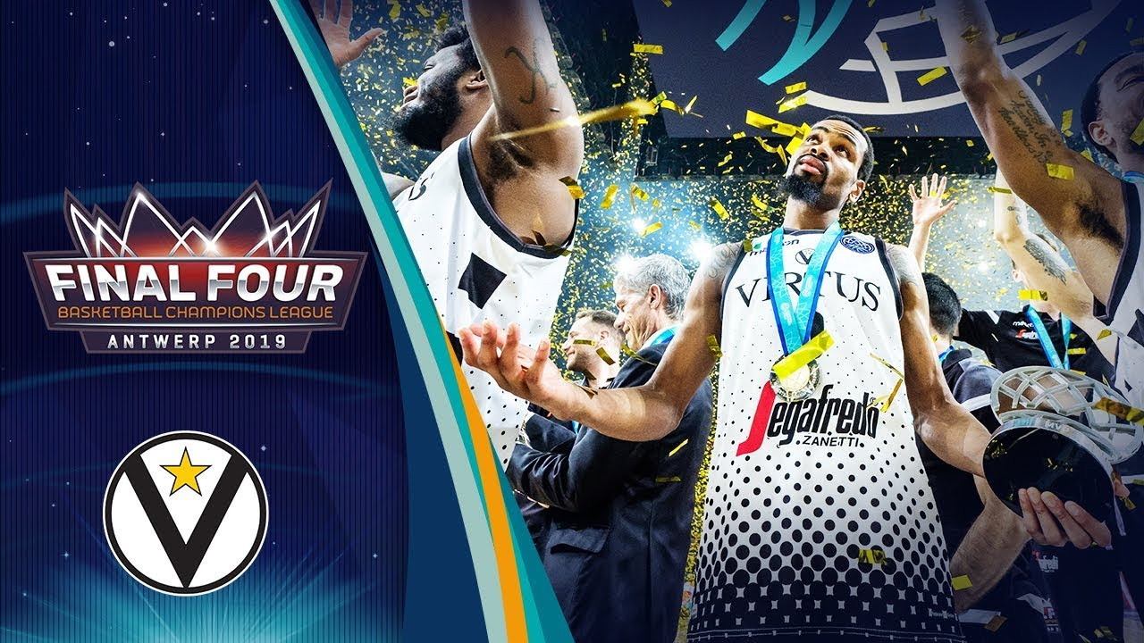 Kevin Punter (Segafredo Virtus Bologna) named MVP of the Basketball Champions League 2018