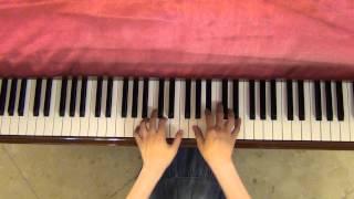 2012 - 2014 Trinity Guidhall Piano Grade 3  (Handel Sonatina in B flat, HWV 585)
