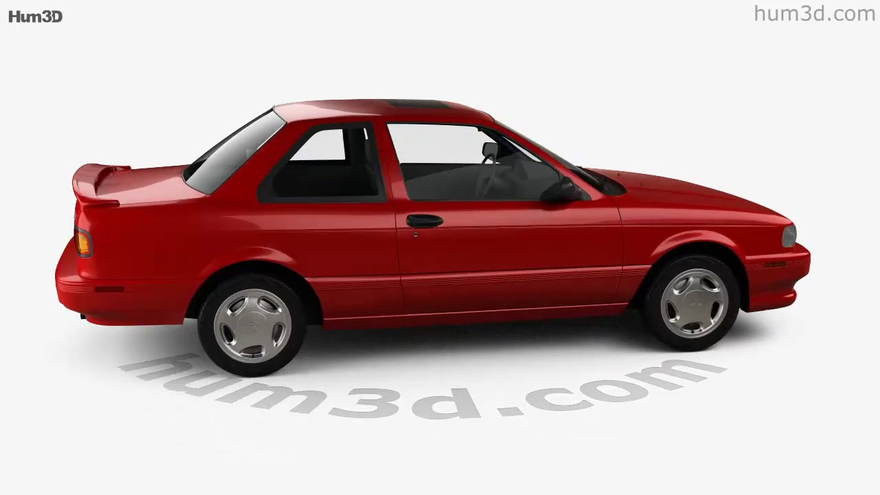 Nissan Sentra Se R Coupe 1990 3d Model By Hum3d Com Youtube The following 57 files are in this category, out of 57 total. nissan sentra se r coupe 1990 3d model