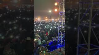 Historic show in Haldia Guru Randhawa