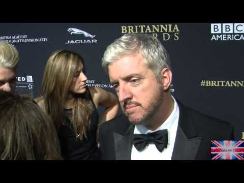 The Theory of Everything Screenwriter Anthony McCarten
