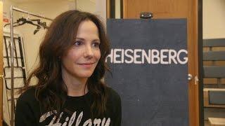 Eavesdropping on Simon Stephens' Heisenberg, With Mary-Louise Parker and Denis Arndt