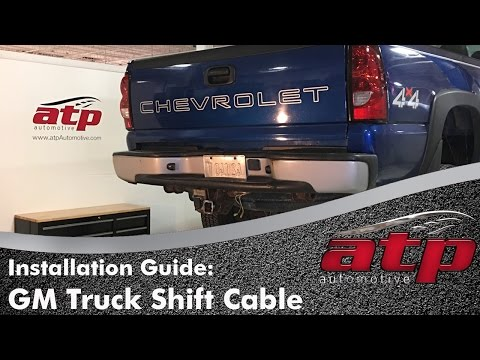 how-to-remove-&-install-a-shift-cable-on-chevy-silverado-or-gmc-sierra-truck
