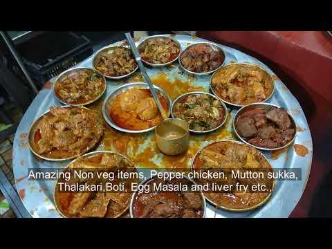 Bun parotta with Pepper Chicken | MKN Madurai Idly kadai tambaram chennai | Namma Vlogs