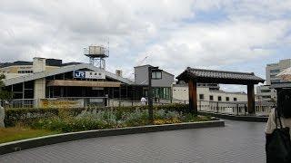 駅案内 JRびわこ線 草津駅  JR Biwako Line(Tokaido Line) Kusatsu Station