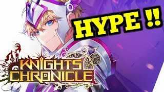 LET'S WASTE SOME MONEY ! : Knights Chronicle