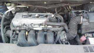 Двигатель Toyota для CorollaVerso 2004-2009;Avensis II 2003-2008