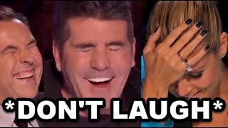 TOP 5 *FUNNIEST & UNEXPECTED* AUDITIONS EVER that Will Make You LAUGH :) GOT TALENT Worldwide! thumbnail