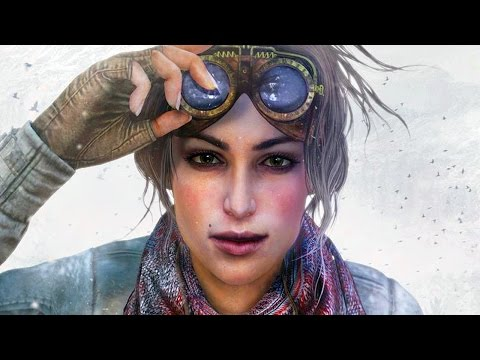 SYBERIA 3 Story Trailer (2017) PS4 / Xbox One / PC