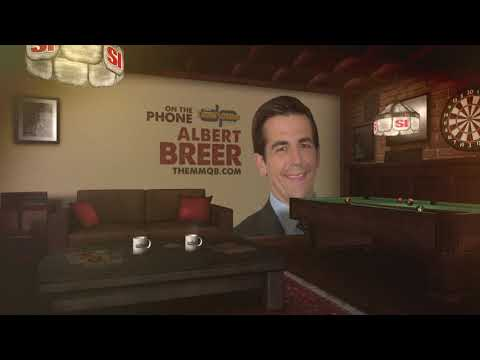 MMQB's Albert Breer Talks NFL Trade Deadline & More w/Dan Patrick | Full Interview | 10/30/18