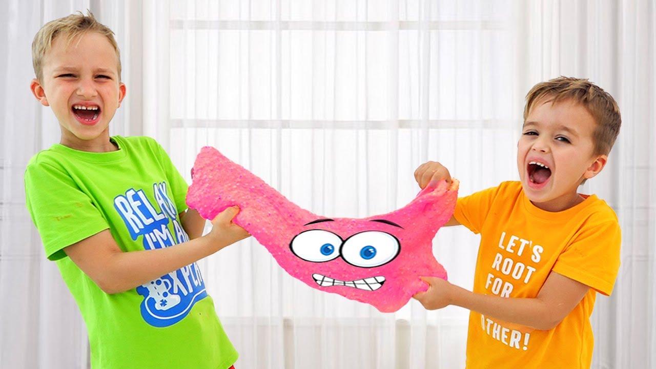 Download Vlad and Nikita want the same slime