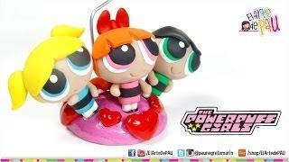 Powerpuff Girls Polymer Clay / Chicas Super Poderosas de Arcilla Polimérica Thumbnail