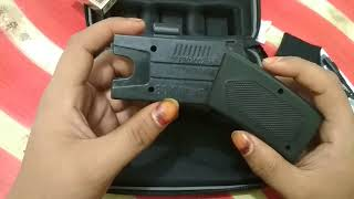 Review TASER GUN senter tembak PEKANBARU 081374334663