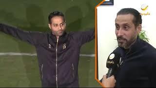 تخيل: الكابتن سامي الجابر :  نحن حزينون على مغادرة موهبة مثل ياسر القحطاني للملاعب السعودية