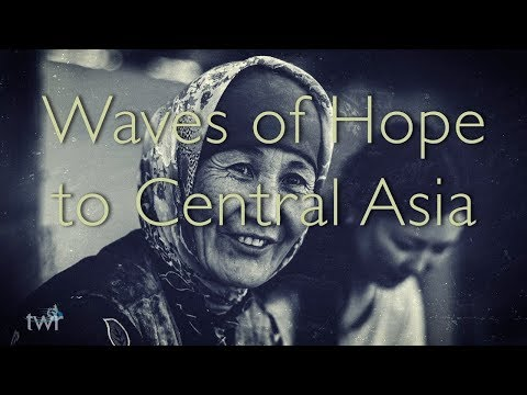 Waves of Hope to Central Asia