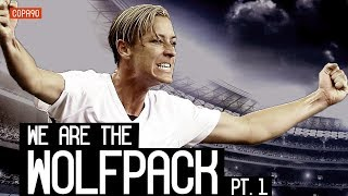 Soccer Is Not Fair | We Are The Wolfpack Ep 1 ft. Abby Wambach