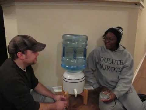 Our First Primo Water Bottle And Dispenser Youtube