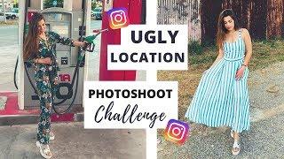 CREANDO FOTOS COOL EN LUGARES FEOS (UGLY LOCATION PHOTOSHOOT CHALLENGE) ft. Talever | Museecoco
