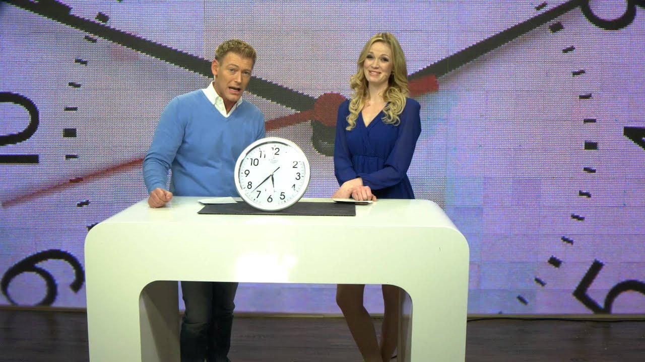 Durchmesser 30 cm Wanduhr Lautlos Ohne Tickger/äusche Funkuhr K/üchenuhren Oder Wanduhr F/ürs Wohnzimmer Und B/üro Im Modernen Kuper-Look BonVivo The Classic Clock