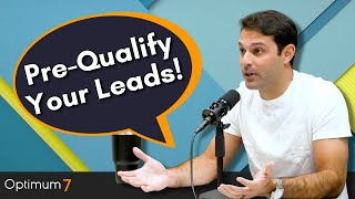 Stop Wasting Time! Qualify Leads! – Sales & Marketing Work Together in Scaling a Marketing Agency
