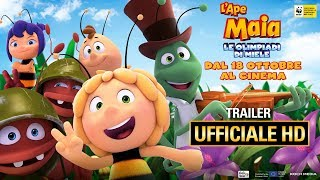 L'Ape Maia - Le Olimpiadi di Miele - Trailer Ufficiale Italiano | HD