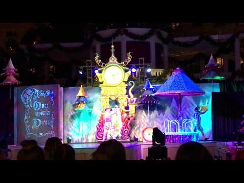 Full show: Cirque Dreams Unwrapped at Gaylord Palms Orlando