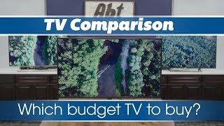 Top 3 Budget 4k TVs For 2018: Sony vs Samsung vs LG